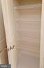 Linen Closet - 38 MARYLAND AVE #214, ROCKVILLE