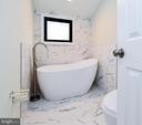 White Spa soaking tub with Luxury finishes - 5222 HAYES ST NE, WASHINGTON