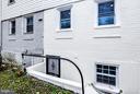 [Exterior] Walk-out basement - 5222 HAYES ST NE, WASHINGTON