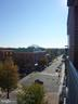 View from the Balcony - 1020 N HIGHLAND ST #601, ARLINGTON