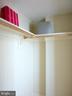 Large Closet space - 1020 N HIGHLAND ST #601, ARLINGTON