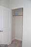 Second Bedroom Closet - 1020 N HIGHLAND ST #601, ARLINGTON