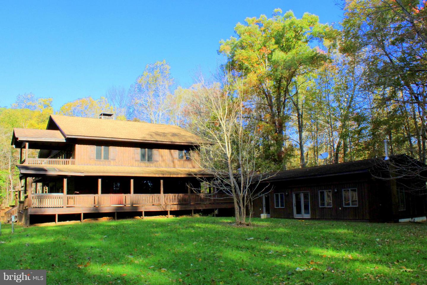 Single Family for Sale at 5918 Ruth Rd Madison, Virginia 22727 United States