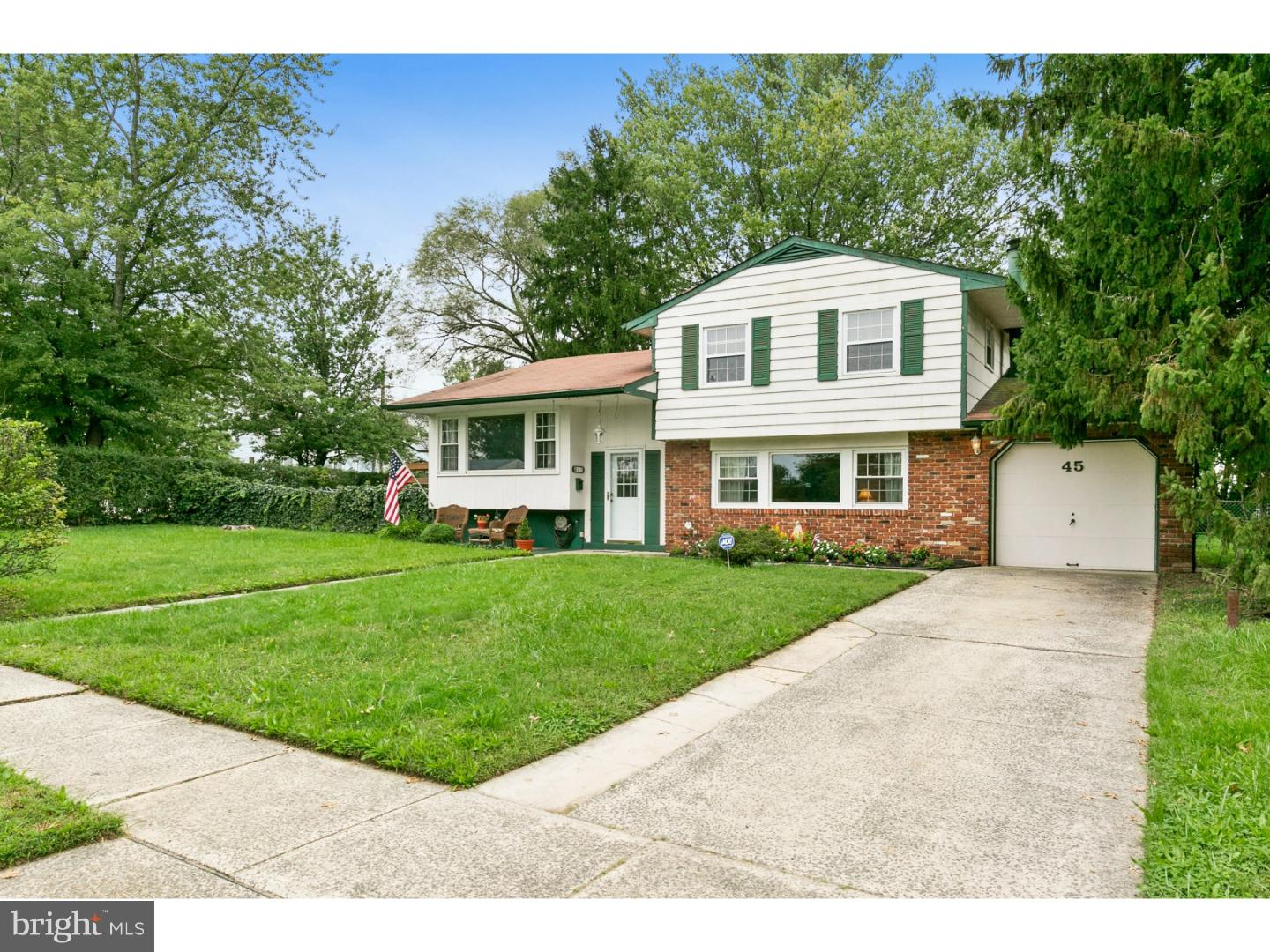 Single Family Home for Sale at 45 RUTGERS Drive Delran Township, New Jersey 08075 United StatesMunicipality: Delran