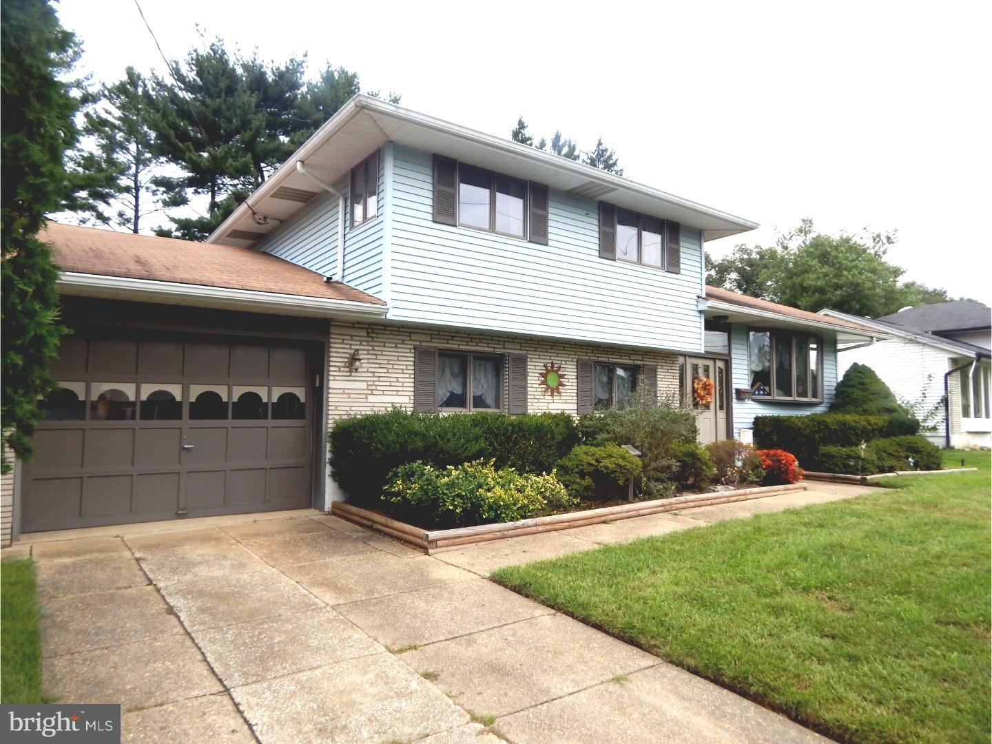 Single Family Home for Sale at 709 TRUDY Lane Glendora, New Jersey 08029 United States