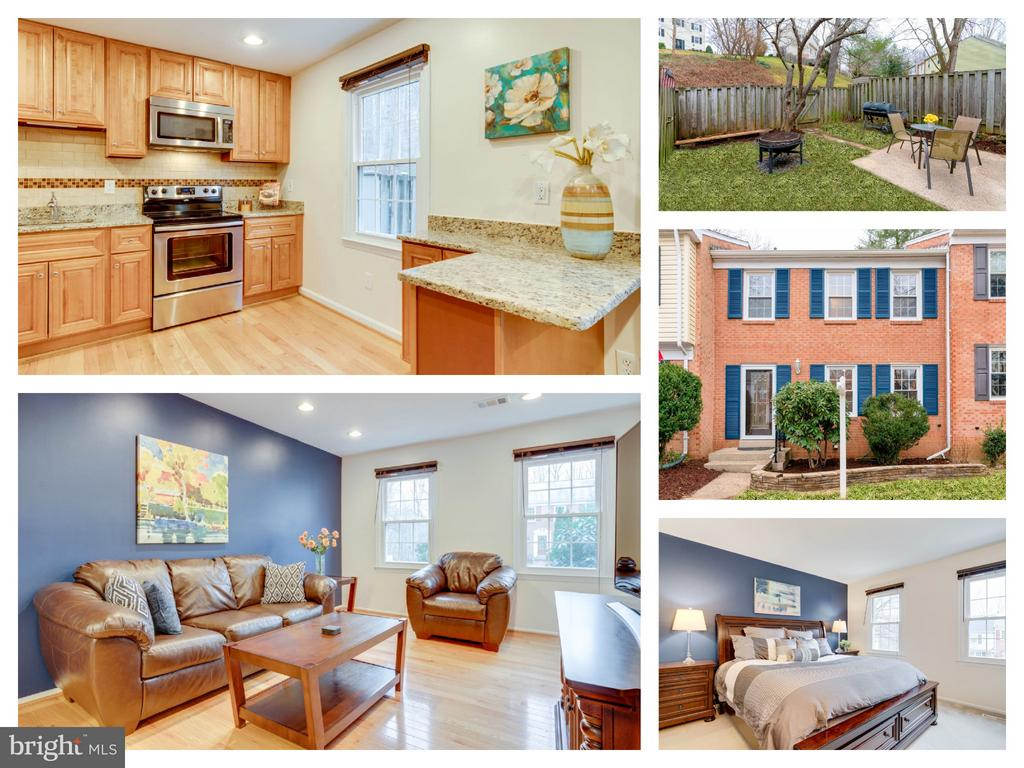One of West Springfield 3 Bedroom Homes for Sale at 8317  UXBRIDGE COURT
