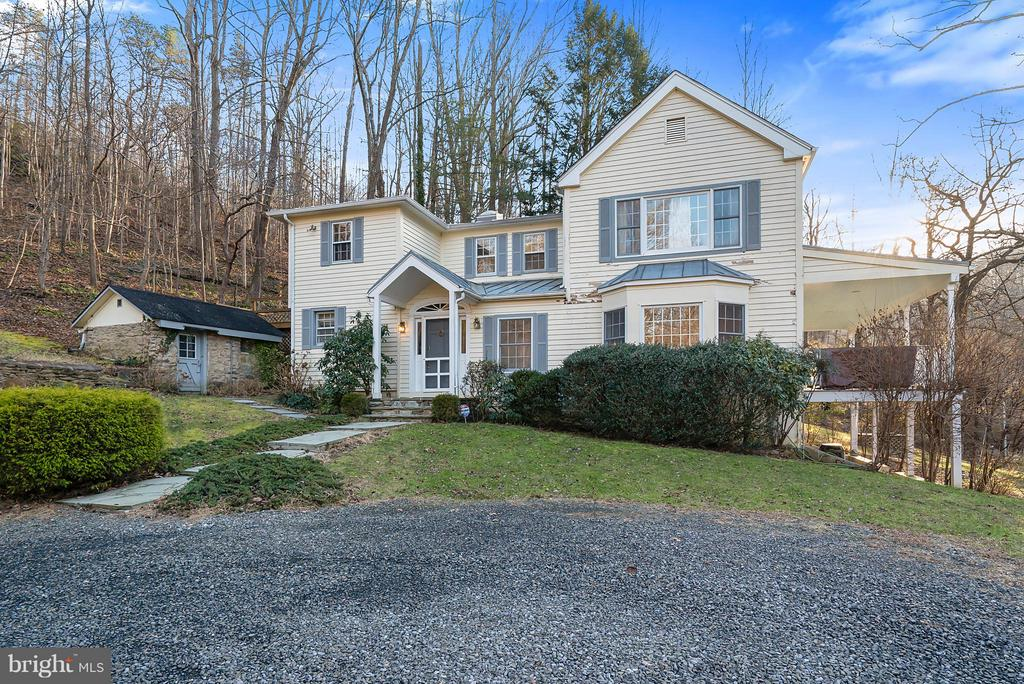 5423  FREE STATE ROAD, Marshall in FAUQUIER County, VA 20115 Home for Sale