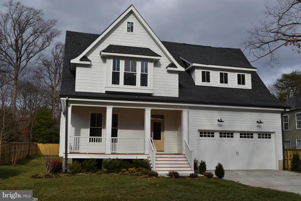 One of Falls Church 5 Bedroom Homes for Sale at 402  SPRING STREET S