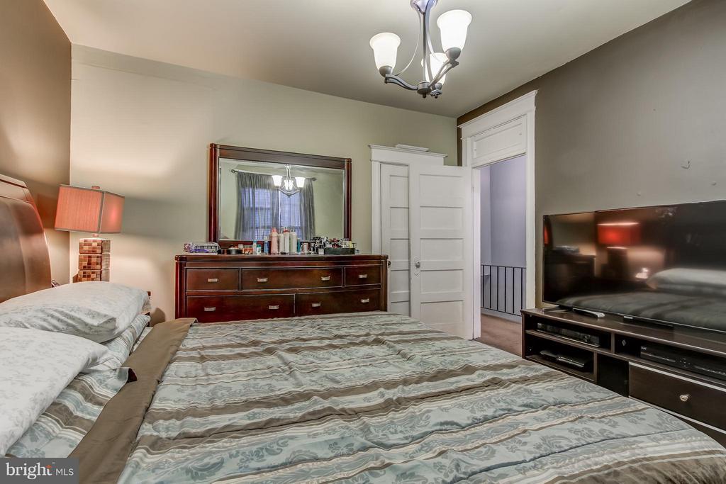 Master Bedroom - 722 K ST NE, WASHINGTON