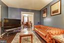 Living Room - 722 K ST NE, WASHINGTON
