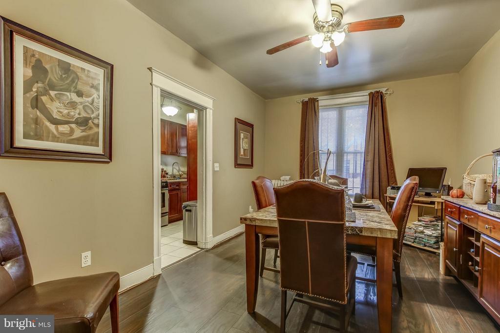 Dining room - 722 K ST NE, WASHINGTON