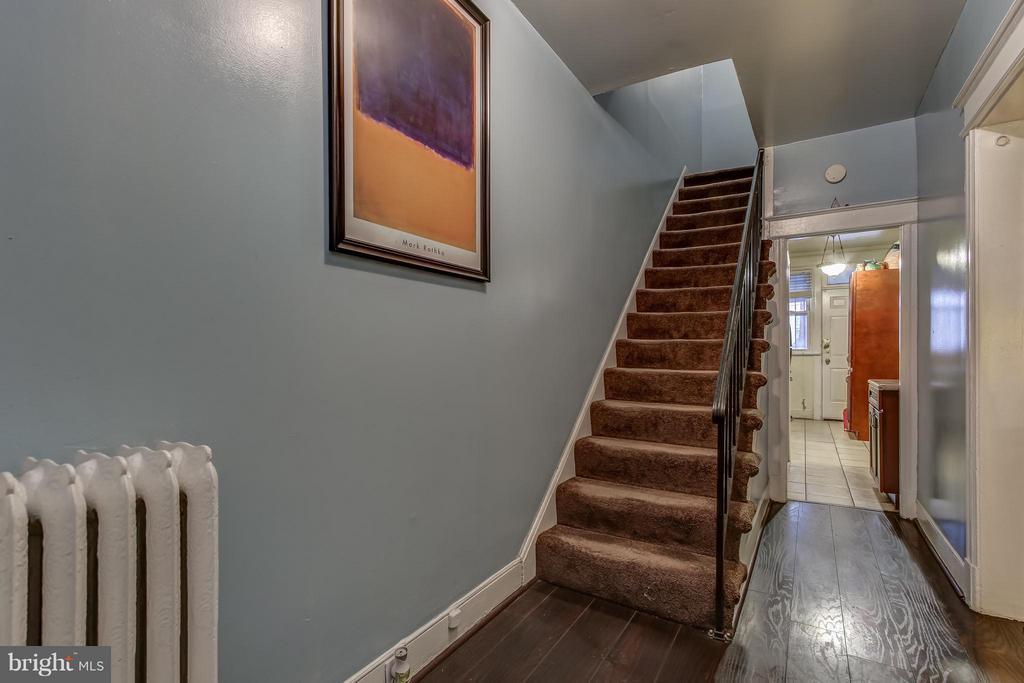 Stairwell - 722 K ST NE, WASHINGTON