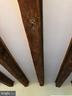 Exposed Beams - 18483 SILCOTT SPRINGS RD, PURCELLVILLE