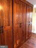 Ample Closet Space in all Bedrooms - 18483 SILCOTT SPRINGS RD, PURCELLVILLE