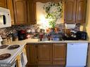 Kitchen view 2 - 913 ANVIL RD, FREDERICKSBURG