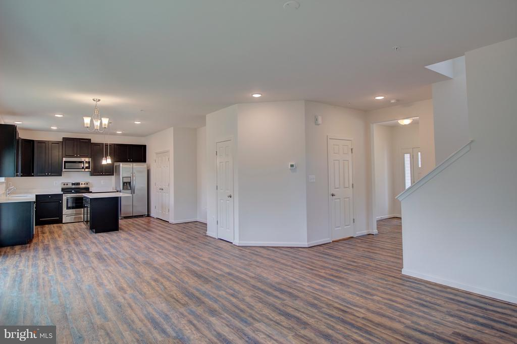 Great Room - 1406 CANOPY LN, ODENTON
