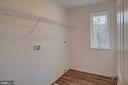 2nd Level Laundry Room - 1406 CANOPY LN, ODENTON