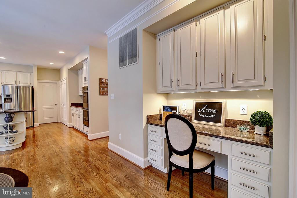 Kitchen - 1298 STAMFORD WAY, RESTON