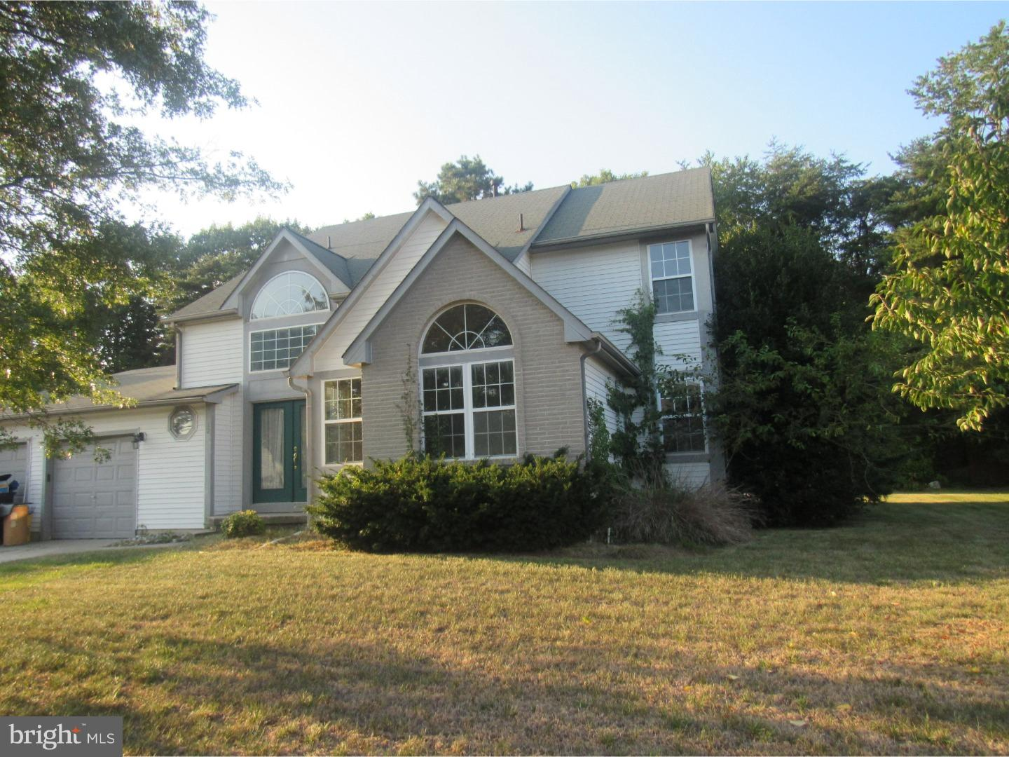 Single Family Home for Sale at 12 JASON Drive Berlin Boro, New Jersey 08009 United States