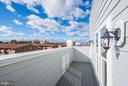 Multiple outdoor spaces! - 549 PARK RD NW #3, WASHINGTON