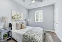 2nd bedroom - 549 PARK RD NW #3, WASHINGTON