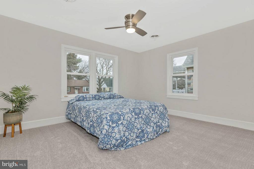 Master Bedroom-New Carpet - 4 E 13TH ST, FREDERICK