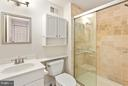 Updated Ceramic Master Full Bath - 5833 NEW ENGLAND WOODS DR, BURKE