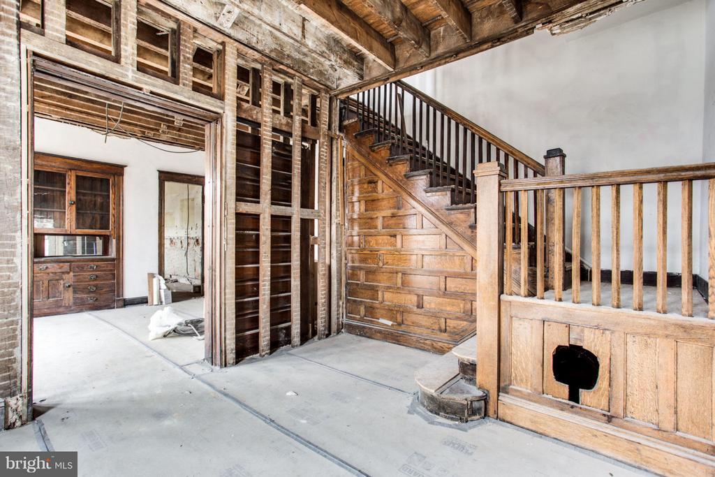 Large Open Room Leading Upstairs - 700 RANDOLPH ST NW, WASHINGTON
