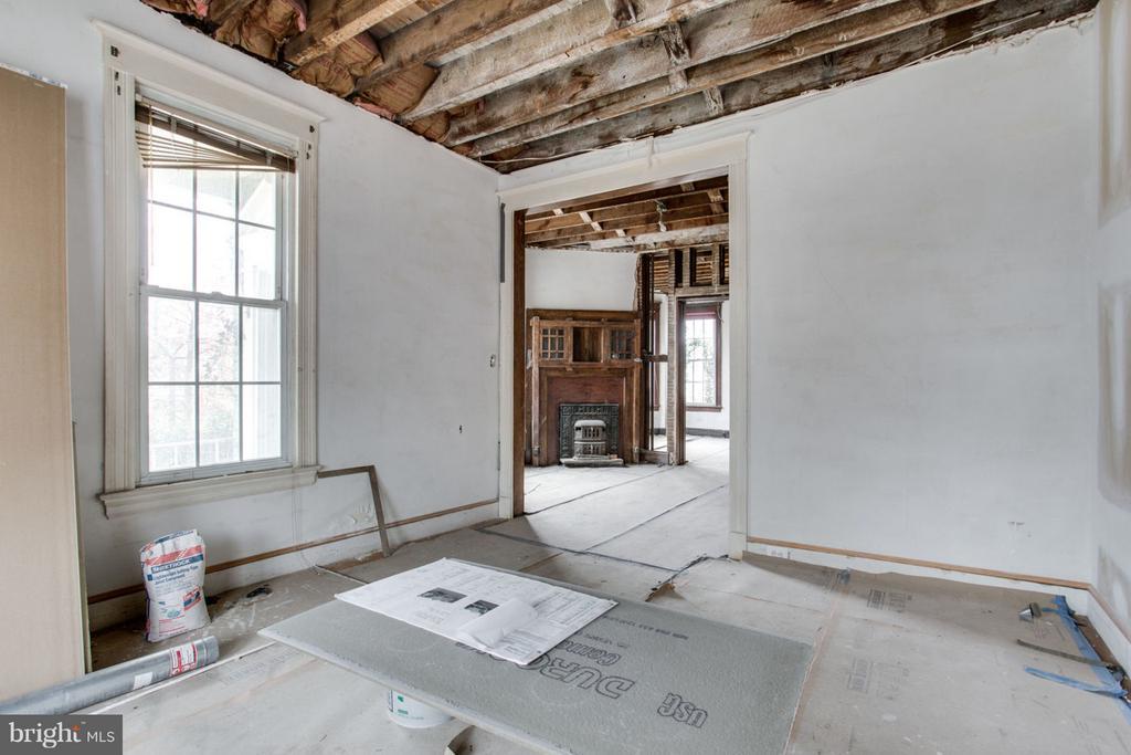 Living Room - 700 RANDOLPH ST NW, WASHINGTON