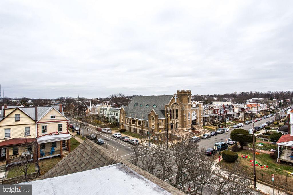Great Views All Around - 700 RANDOLPH ST NW, WASHINGTON
