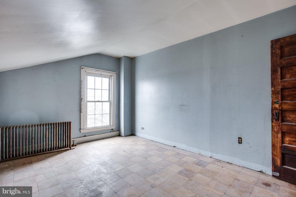 Bedroom 4 - 700 RANDOLPH ST NW, WASHINGTON