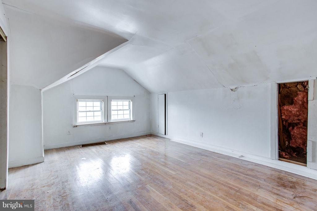 Bedroom 6 - 700 RANDOLPH ST NW, WASHINGTON