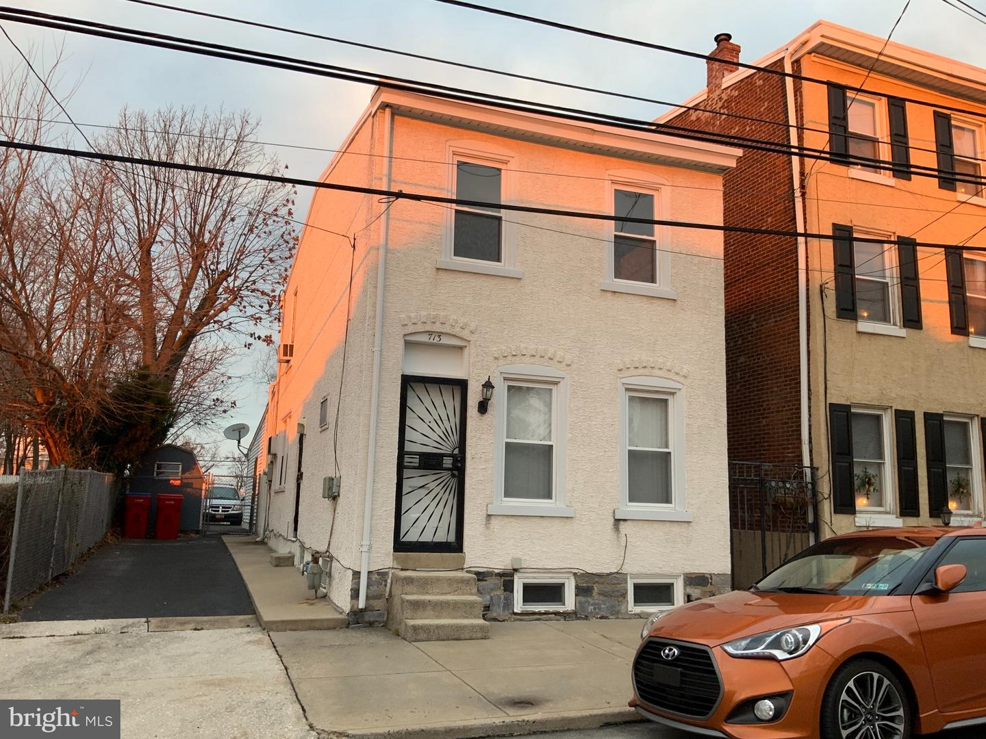 Photo of home for sale at 713 Oak Street, Norristown PA