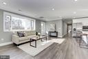 Wide Plank Flooring, Crown Molding - 7821 FORT HUNT RD, ALEXANDRIA