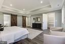 Barn Doors, Recessed Lighting - 7821 FORT HUNT RD, ALEXANDRIA