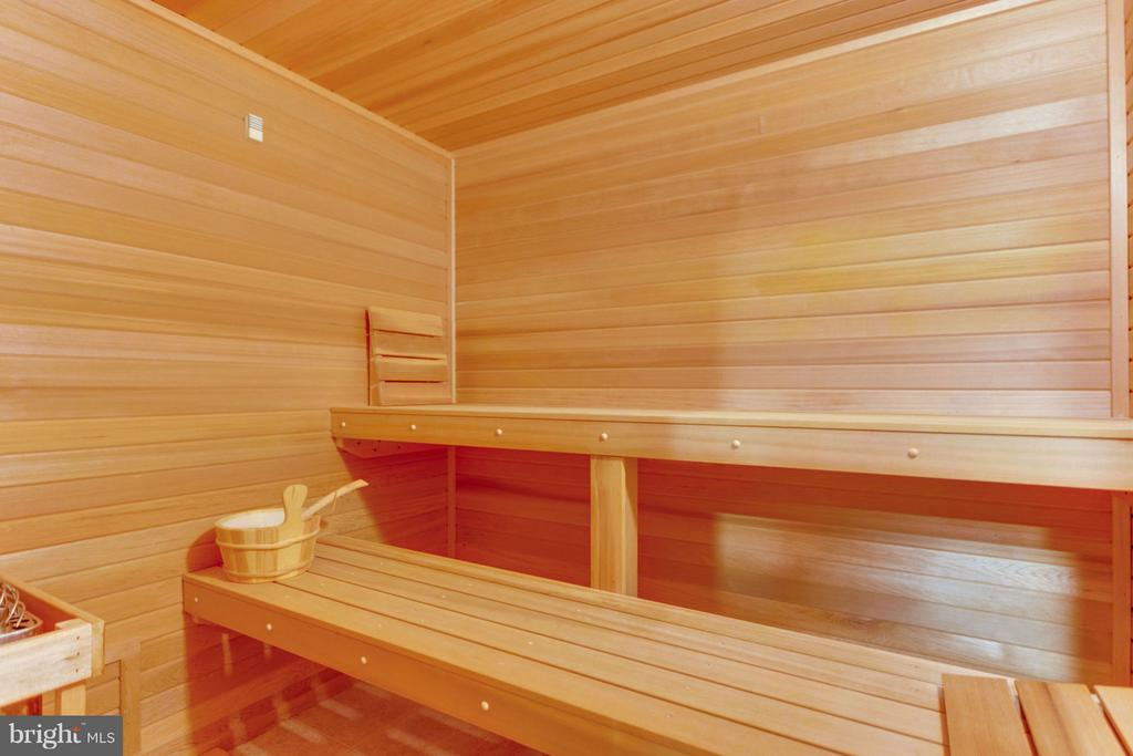 Sauna - 8518 WEDDERBURN STATION DR, VIENNA