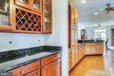 Butler's pantry - 417 FOREST LANE RD, FREDERICKSBURG