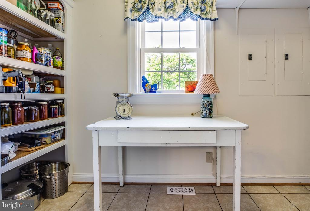 Walk-in pantry! - 417 FOREST LANE RD, FREDERICKSBURG