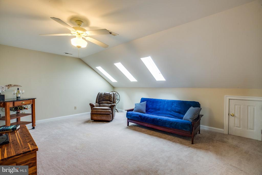 Upper 1 Rec Room - 417 FOREST LANE RD, FREDERICKSBURG