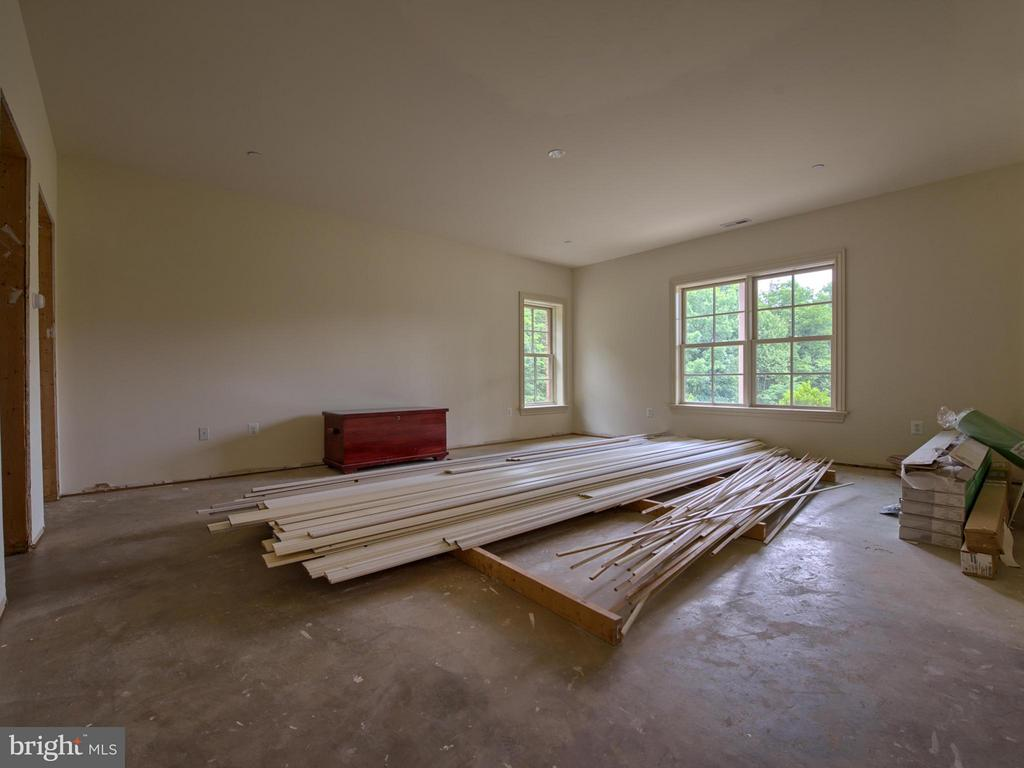 Master Bedroom in Lower Level - 10707 EASTERDAY RD, MYERSVILLE