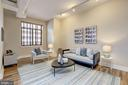Open Living Area - 809 6TH ST NW #61, WASHINGTON