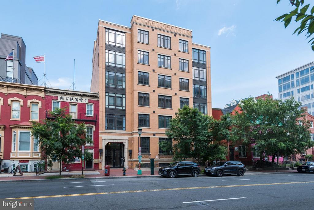 Chinatown East Condominiums - 809 6TH ST NW #61, WASHINGTON