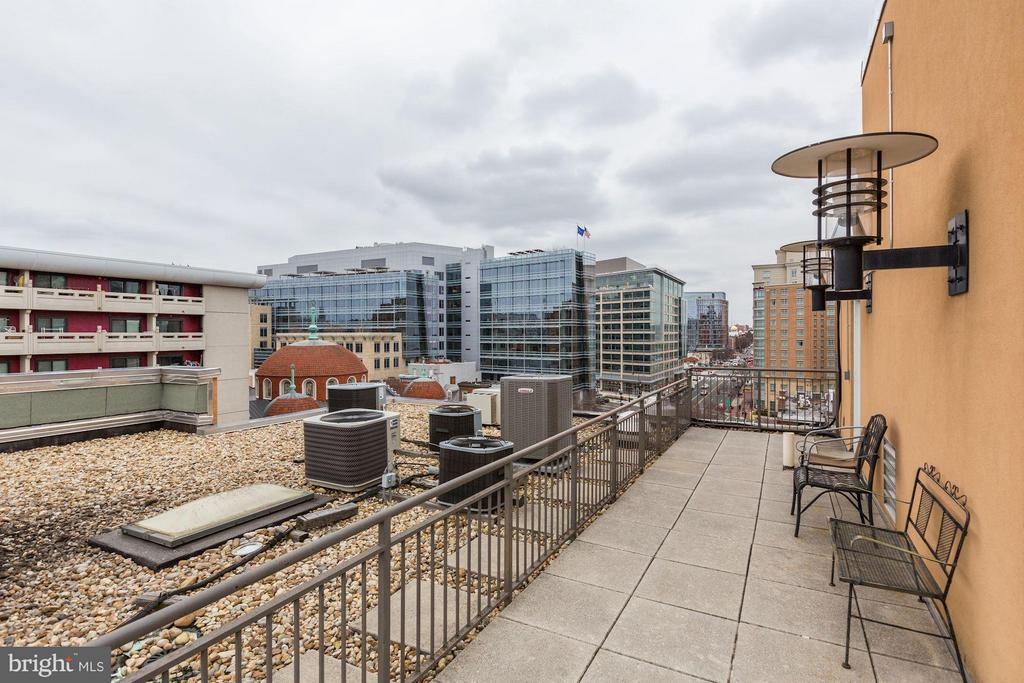 Rooftop w/ City Views - 809 6TH ST NW #61, WASHINGTON