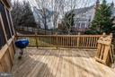 Deck Ready for Entertaining - 47479 SISLER CT, STERLING