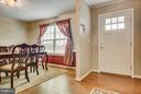 Lots of natural light in front of home - 11016 LEAVELLS RD, FREDERICKSBURG
