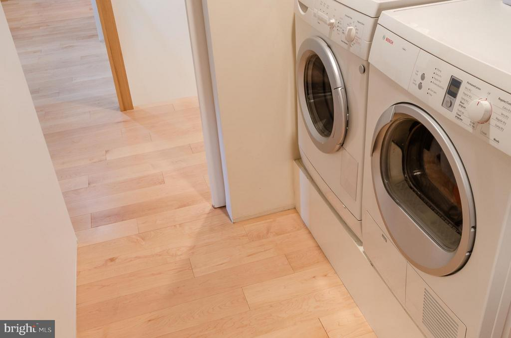 Laundry Room - 700 NEW HAMPSHIRE AVE NW #107, WASHINGTON