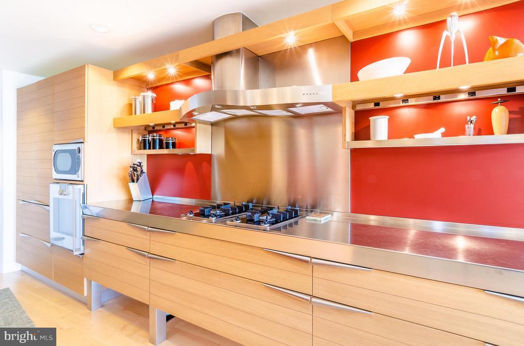 Kitchen - 700 NEW HAMPSHIRE AVE NW #107, WASHINGTON