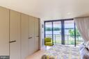 Master Bedroom - 700 NEW HAMPSHIRE AVE NW #107, WASHINGTON