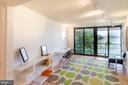 Den/Bedroom - 700 NEW HAMPSHIRE AVE NW #107, WASHINGTON