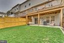 Lush Grass & Private Back Yard - 8957 DAHLGREN RIDGE RD, MANASSAS